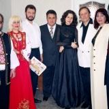 Після концерту Червоне та Чорне, Володимир Василенко,Анатолій Кобзар, Скриня та ін.