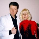 Валентина Тепла та Микола Янченко