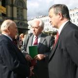 В.Венгринович,М.Попівчак та Є.Хомик
