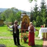 Співають Валентина та Ярослав Теплі