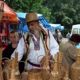Народні умільці на фестивалі